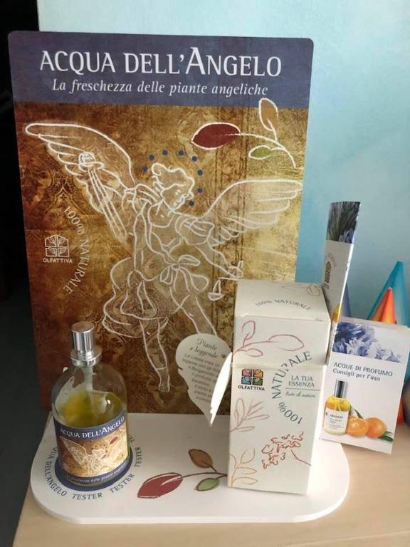 Acque dell'Angelo - La freschezza delle piante angeliche