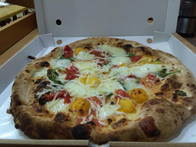 Pizza La Terra del Sole