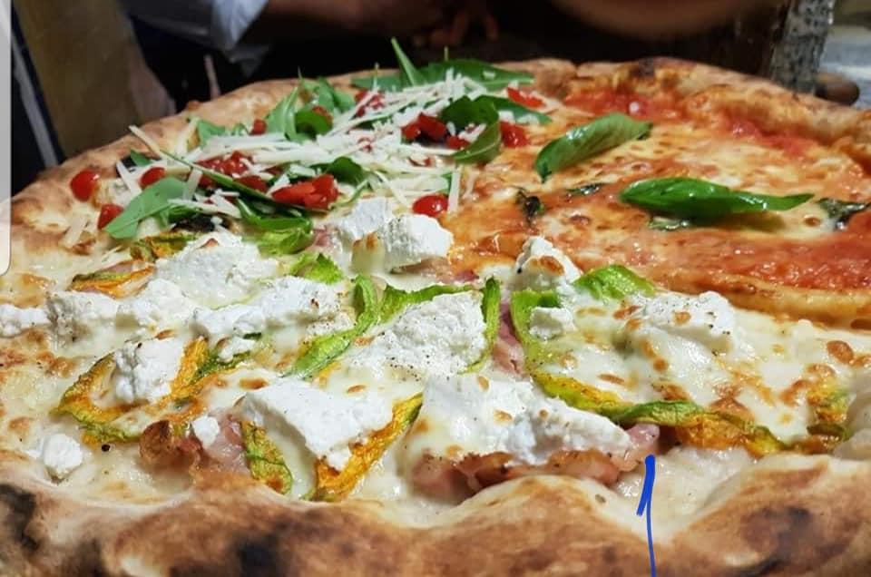 #pizza #pizzeria #antico #mulino #vietrisulmare