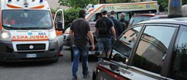 Cava de' Tirreni, tossicodipendente aggredisce i sanitari del 118