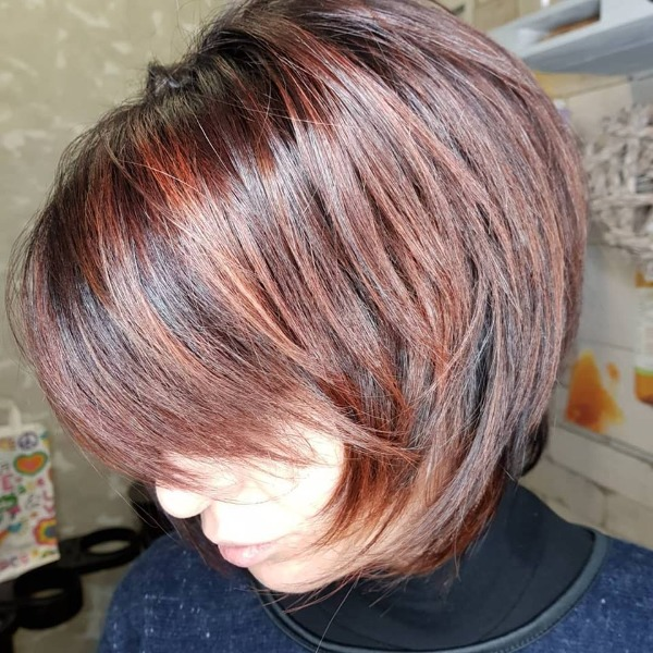Arpege Brown Red and Cut