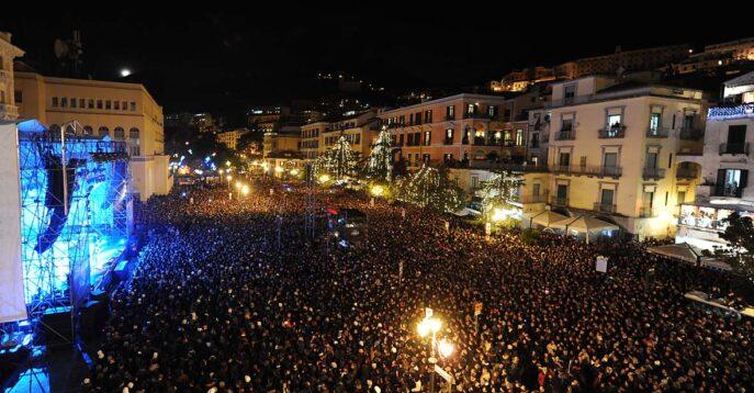 Capodanno in piazza a Salerno. Le prime indiscrezioni sull'artista