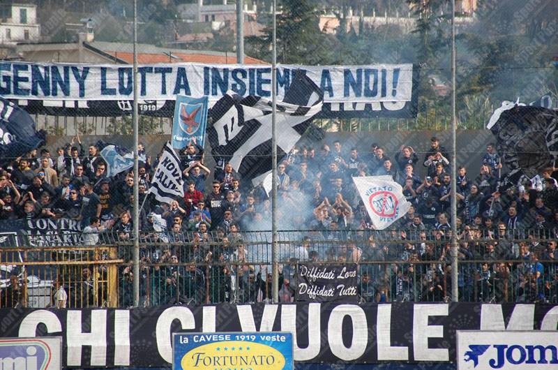 Ultras della Cavese: raccolti oltre 12mila euro per Isabella