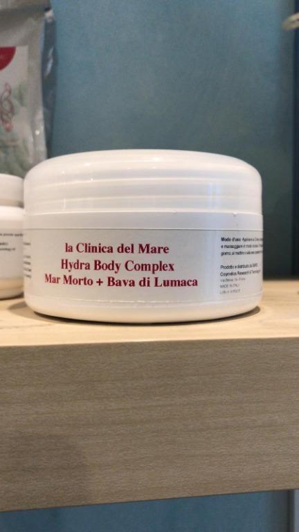 Crema bava di lumaca per dermatite