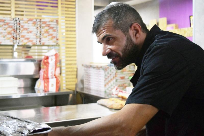 Emiliano vi farà gustare un'ottima Pizza