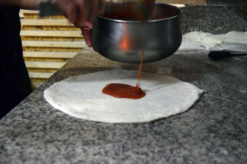 Pronta per il Pomodoro