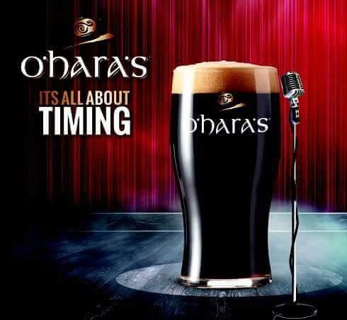 La migliore stout irlandese: O'Haras