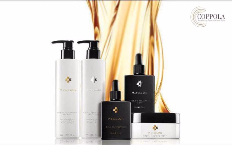 Prodotti per capelli a base di olio di Marula