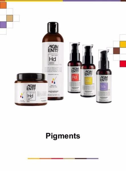 Nel nostro Salone Pigments