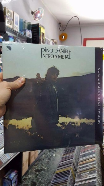 Vinile mania Pino Daniele