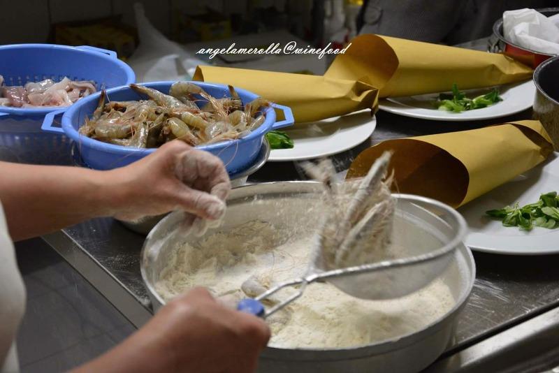 La frittura di mare