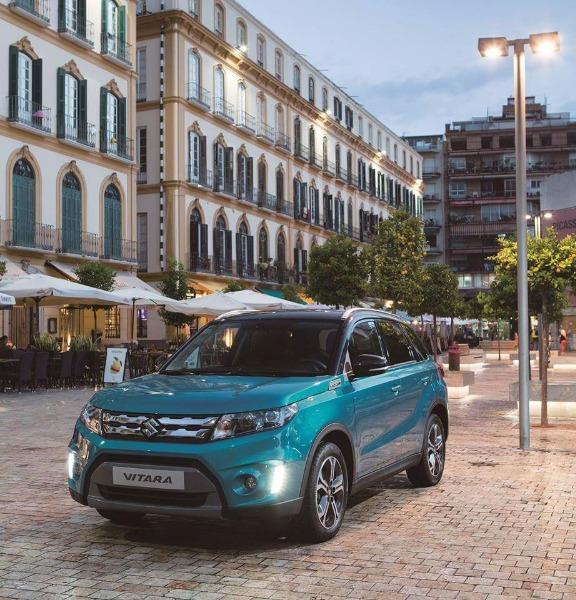 Suzuki Vitara tua con 311 € al mese e anticipo zero