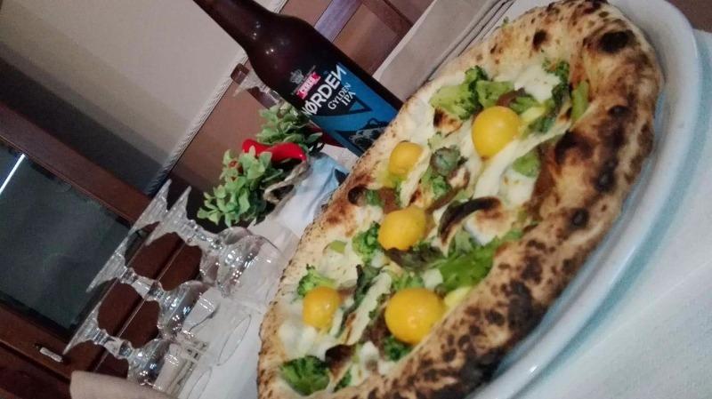 Pizza O'Spagnuol