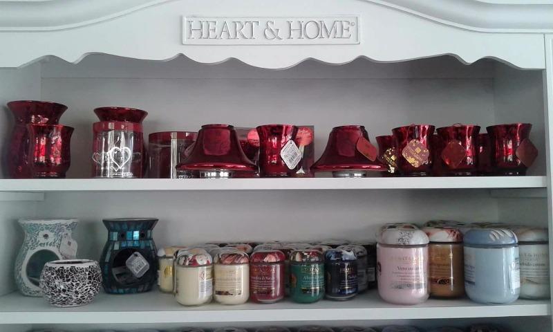 Nuovi arrivi Heart & Home, fraganze anche natalizie