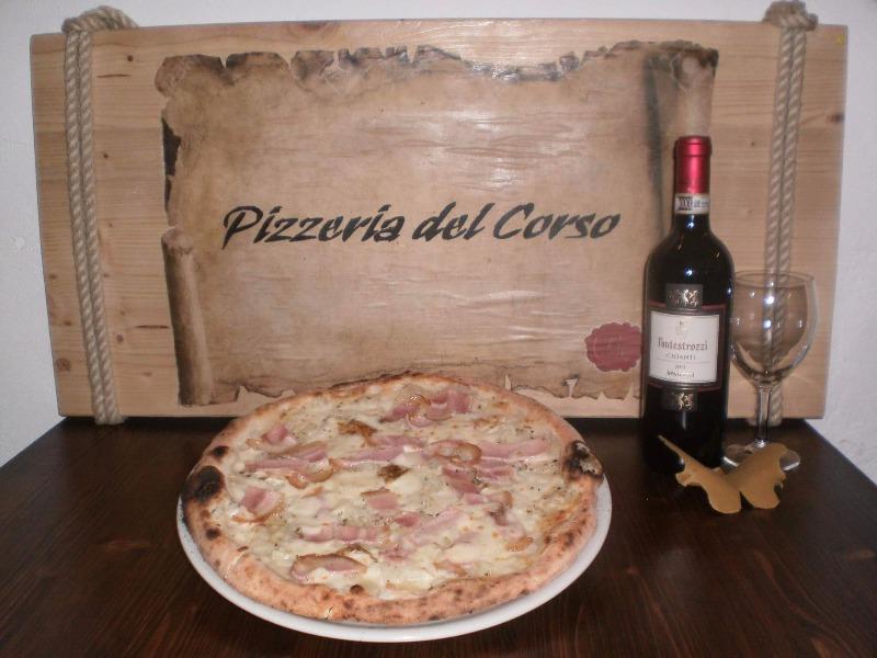Pizza Gourmet La Rustica