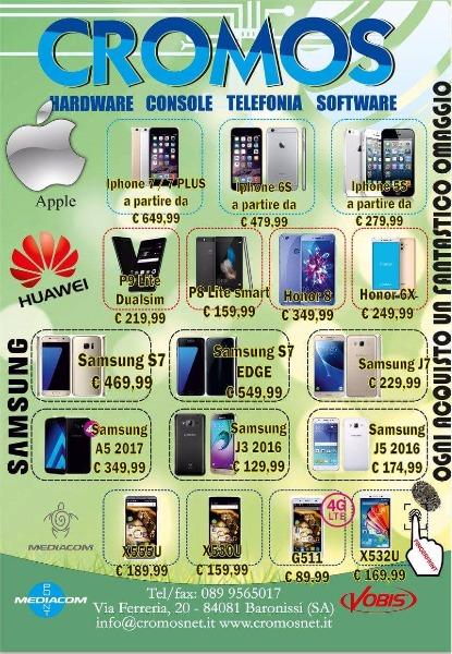 Super offerte Smartphone e Console
