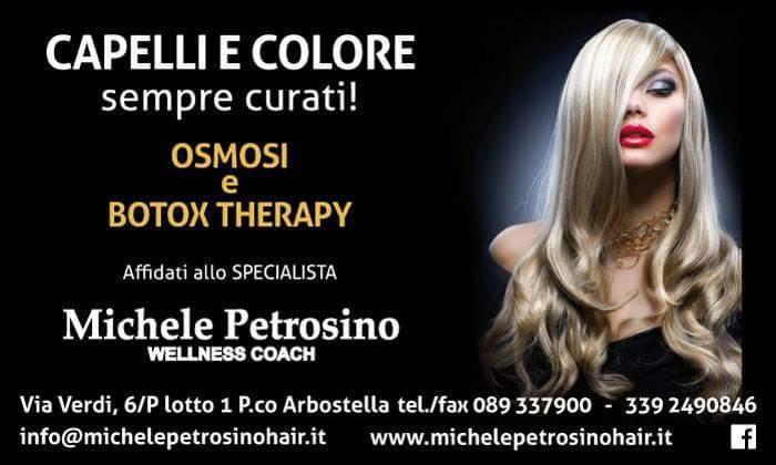 Capelli e colore sempre curati. Osmosi e Botox Therapy
