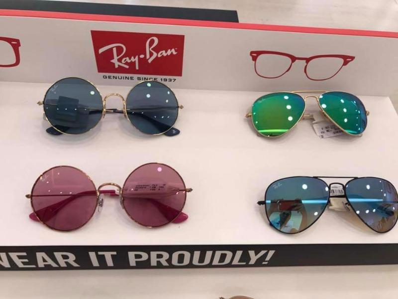 collezione Ray Ban