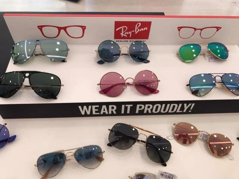 Nuova collezione Ray Ban