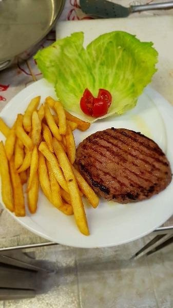 Hamburger di chianina 200g certificata, anche senza glutine