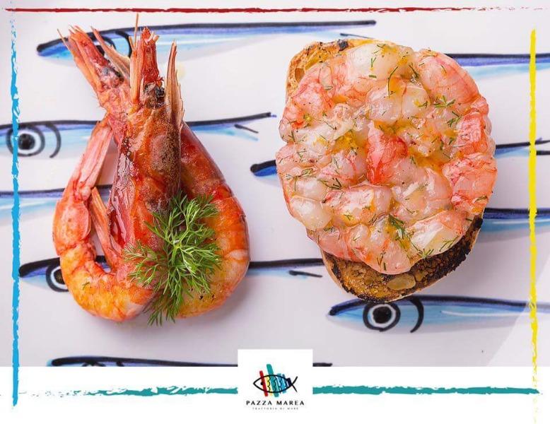 Dalla prossima domenica PaZza Marea riapre la sera. In questo periodo estivo apriremo a pranzo solo su prenotazione
