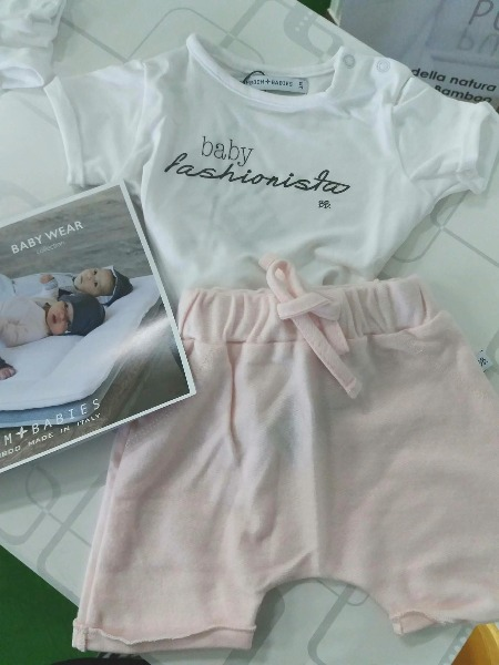 Linea baby wear Bamboom
