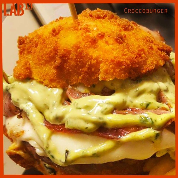 Il croccoburger