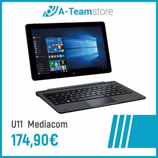 Mediacom WinPad U11 a soli 174,90 €