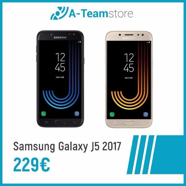 Samsung Galaxy J5 2017 a soli 229 €