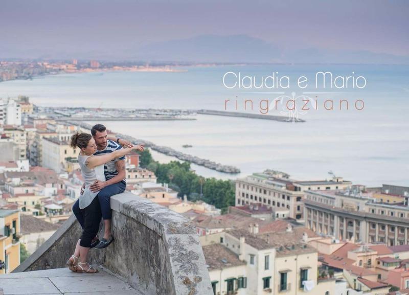 Claudia e Mario