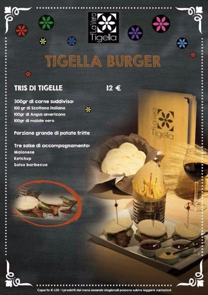 Tigella Burger