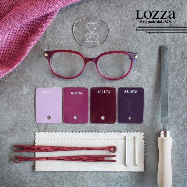 Occhiali Lozza dal 1878 , qualità Made in Italy
