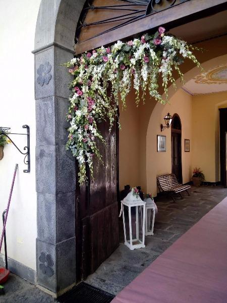 Allestimento Casa Villari Prima Comunione