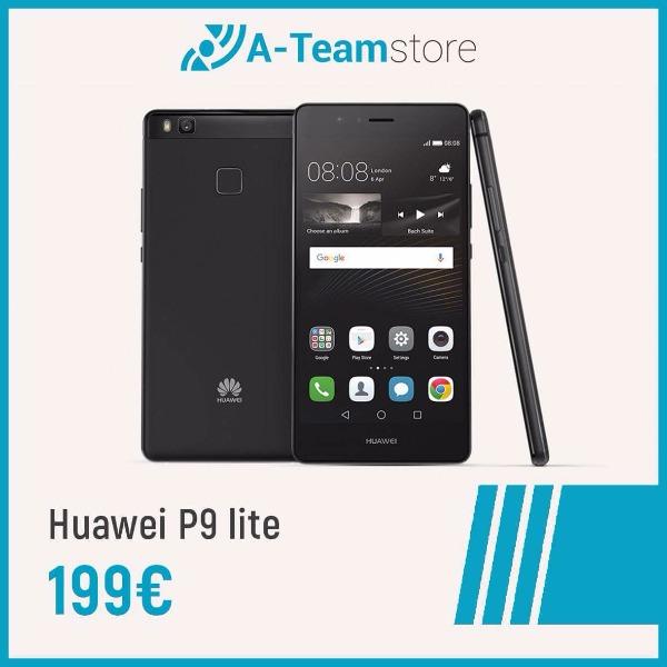 Huawei P9 lite 199€