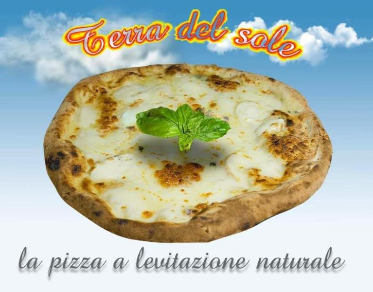 La pizza a lievitazione naturale