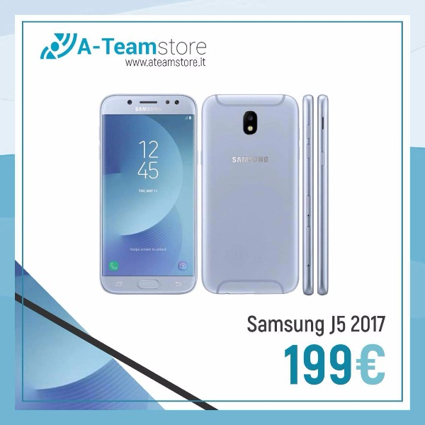 Samsung J5 2017 a soli 199 €