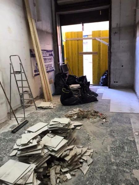 Nuova realizzazione Salerno centro
