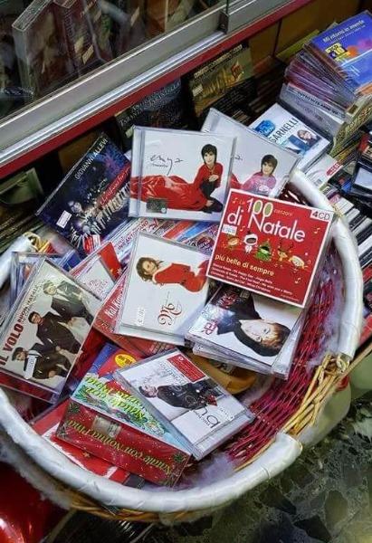 Le atmosfere di Natale in CD