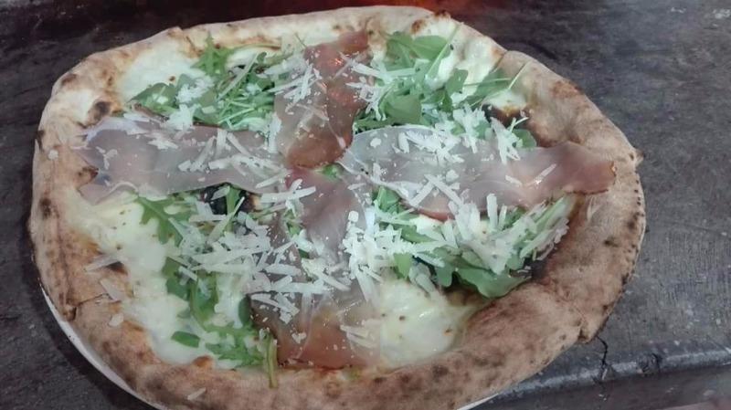 Pizza Affumicata