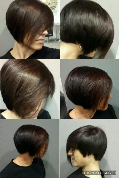 Lo stile dei capelli