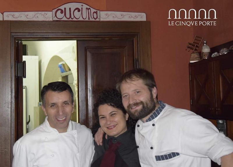 In cucina sono pronti, in sala Elda sarà lieta di accogliervi