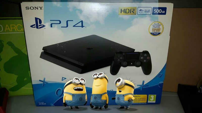 Ps4 disponibili