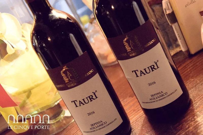 Del buon vino, del buon cibo e la serata è perfetta!