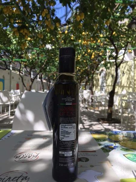 Le Nostre Eccellenze: Olio Extravergine di Oliva UFENS del Presidio Nazionale Olio Extravergine Slow Food