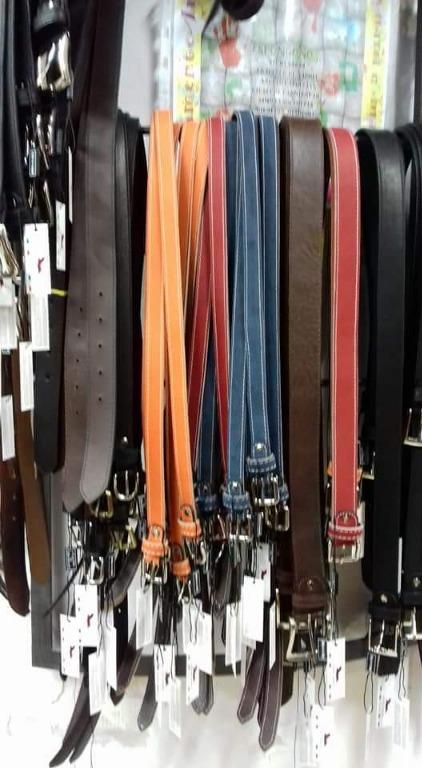 Cinture-belts