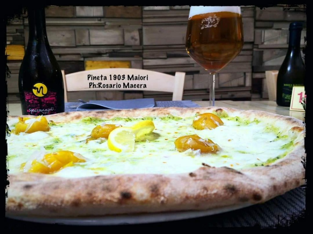 Pizza Pineta 1903