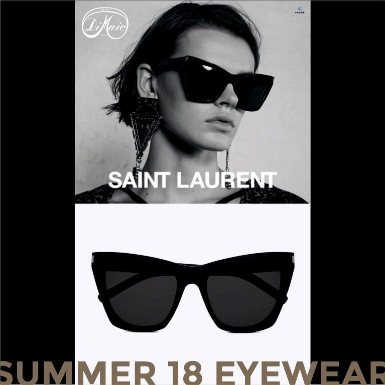 Yves Saint Laurent summer 18