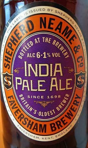 La vera ed unica Indian Pale Ale. L'unica Ipa che rispetta l antica ricetta nata nel quindicesimo secolo
