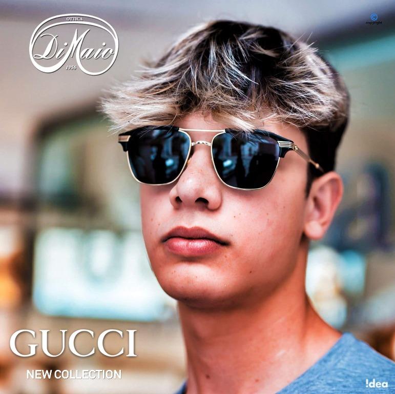 Occhiali Gucci, new collection