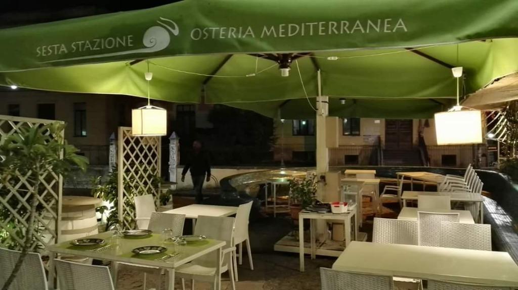 Osteria Mediterranea Sesta Stazione